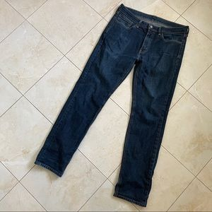 Levi's Men's Dark Wash Jeans 34 x 31